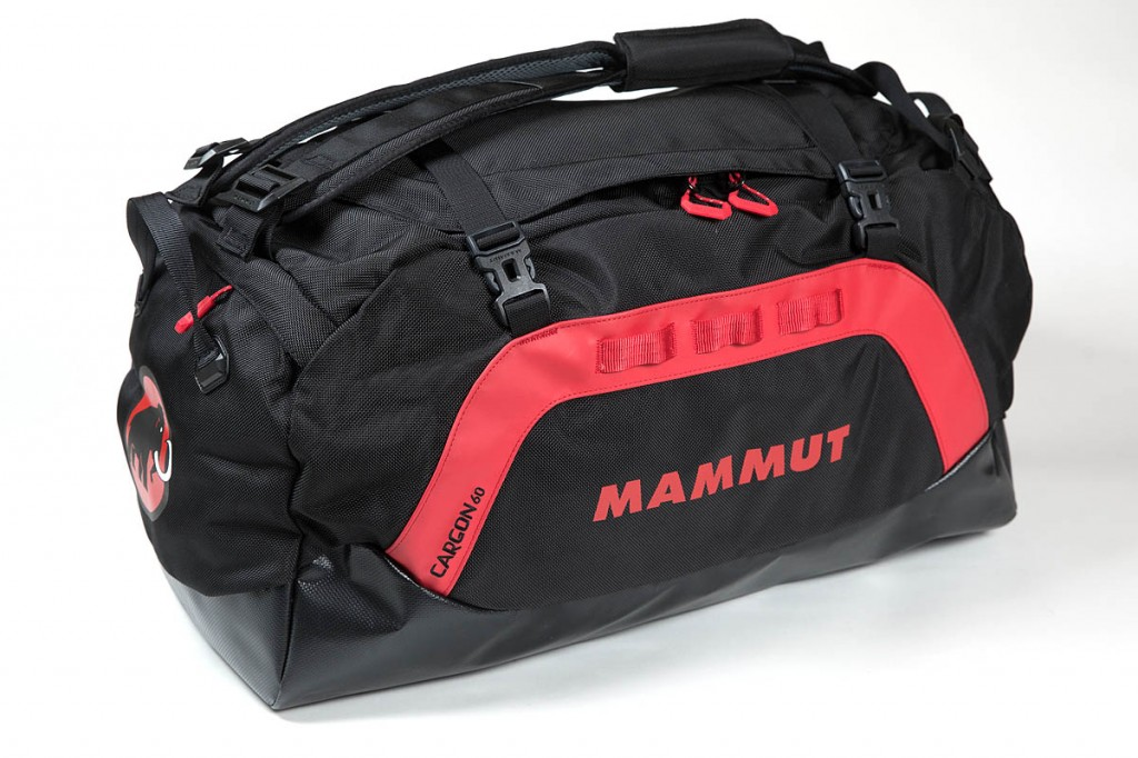 Mammut Cargon 60L. Photo: Bob Smith/grough