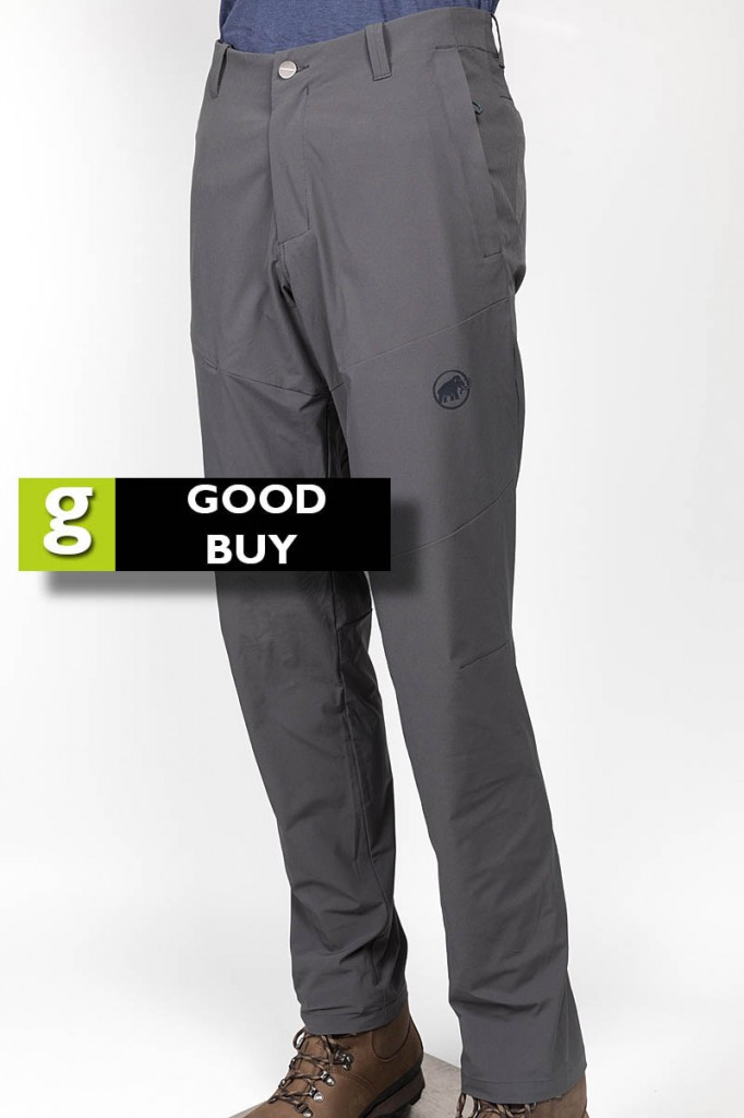 Mammut Runbold Pants. Photo: Bob Smith/grough
