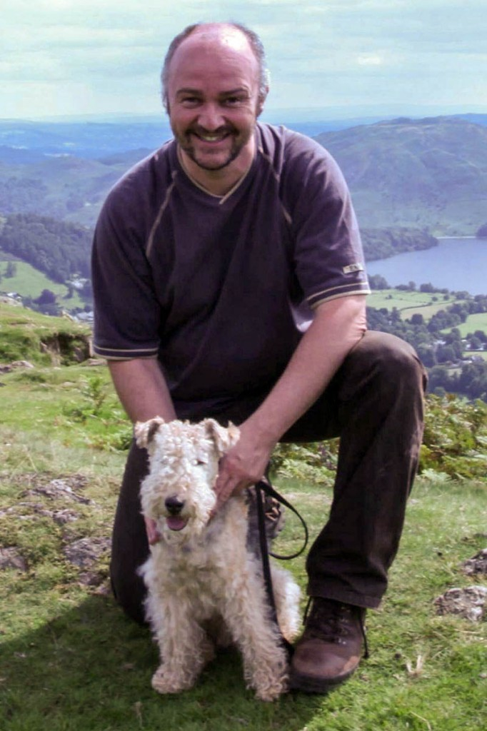 Mark Bowling, who died in a fall on Aonach Beag