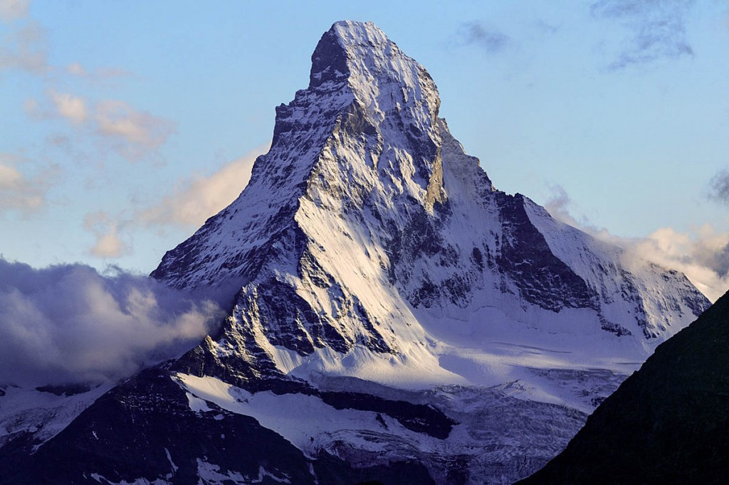 The pair will attempt to summit the Matterhorn. Photo: chil CC-BY-SA-3.0