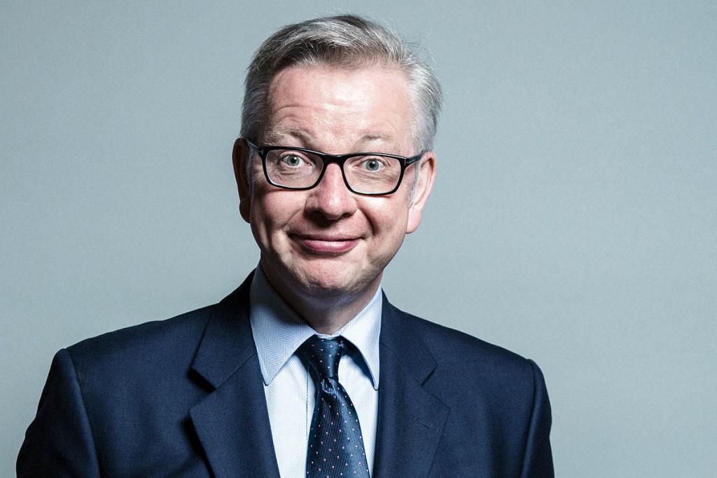 Michael Gove: 'reward farmers who protect our environment'. Photo: UK Parliament CC-BY-3.0
