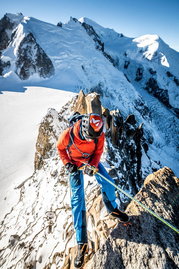 The Millet Elevation Airloft Hoodie is aimed at demanding Alpinists
