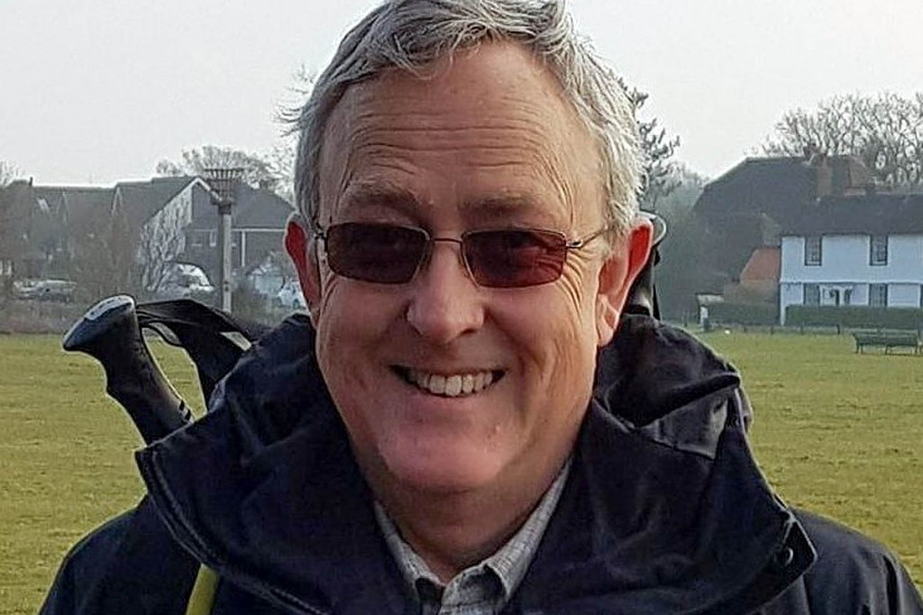 David Whiteman was last seen in the Cairn Toul area