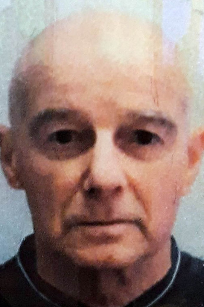Missing walker Harry Harvey