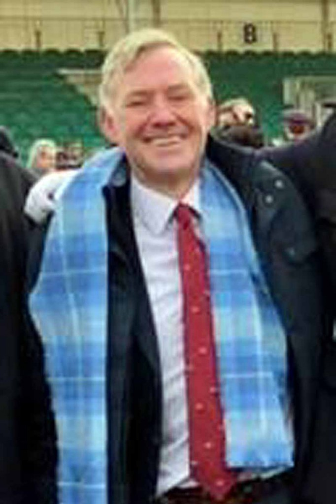 Richard Gordon-Head has been found safe and well