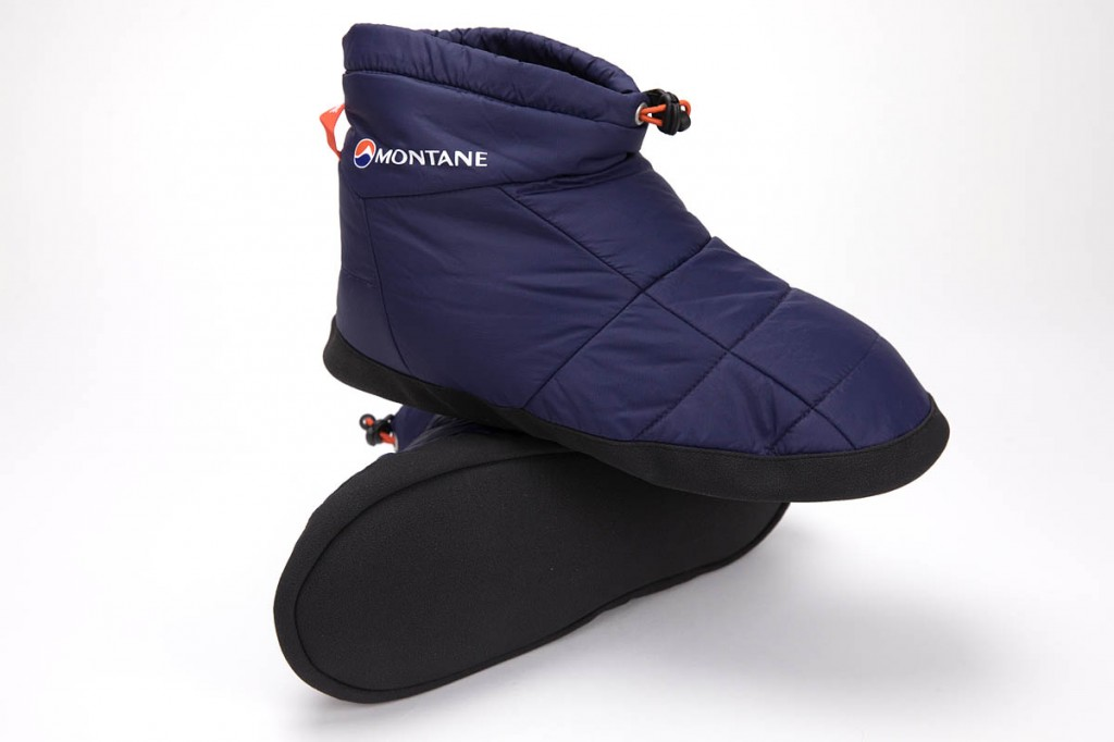 Montane Prism Booties. Photo: Bob Smith/grough