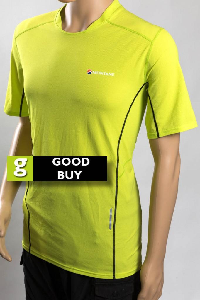 Montane Razor T-Shirt. Photo: Bob Smith/grough