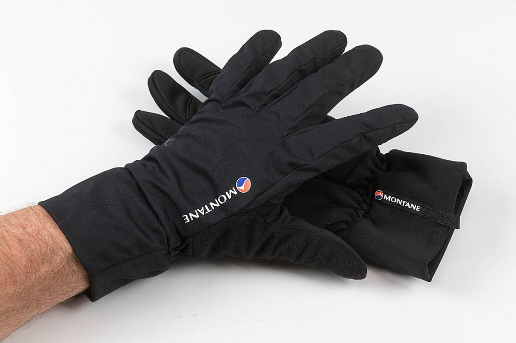Montane Via Trail Glove. Photo: Bob Smth/grough