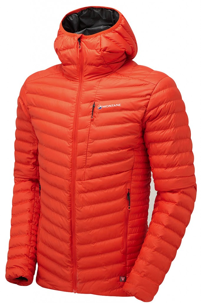 Montane's Icarus jacket will use the new insulation