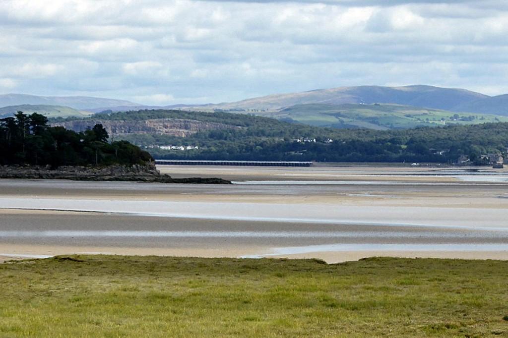 Morecambe Bay, seen from Grange over Sands. Photo: Philip Platt CC-BY-SA-2.0