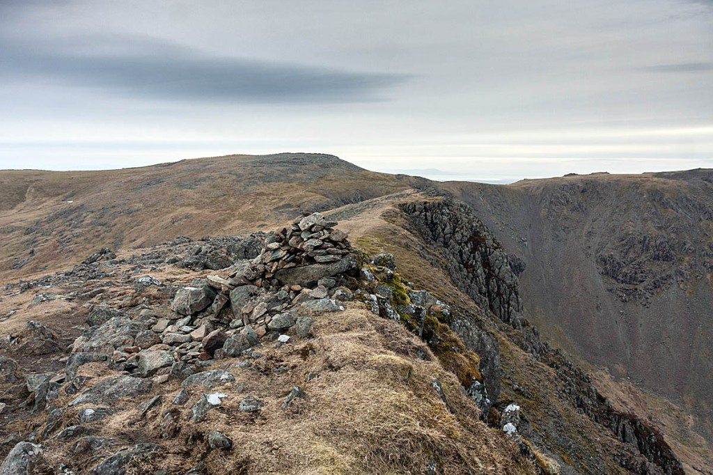 The man went walking on the fells above Mosedale and Wasdale. Photo: Bob Smith/grough