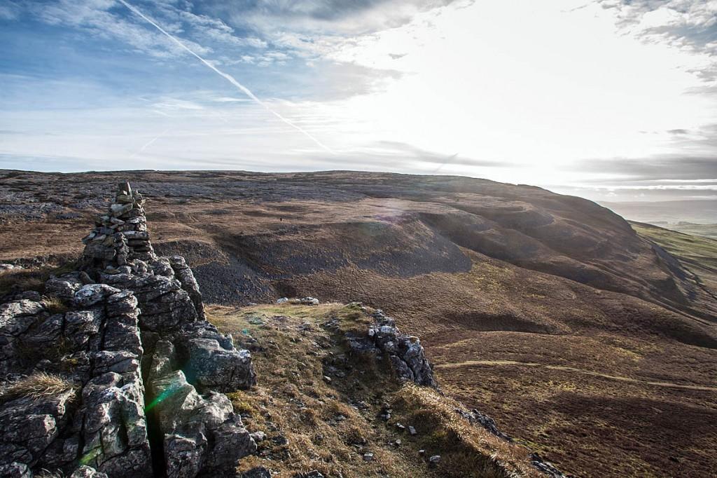 Moughton and Hunterstye. Photo: Bob Smith/grough