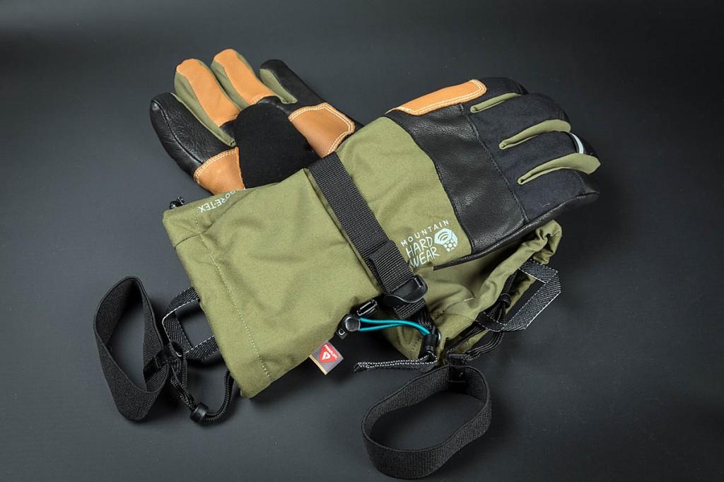 Mountain Hardwear High Exposure Glove. Photo: Bob Smith/grough