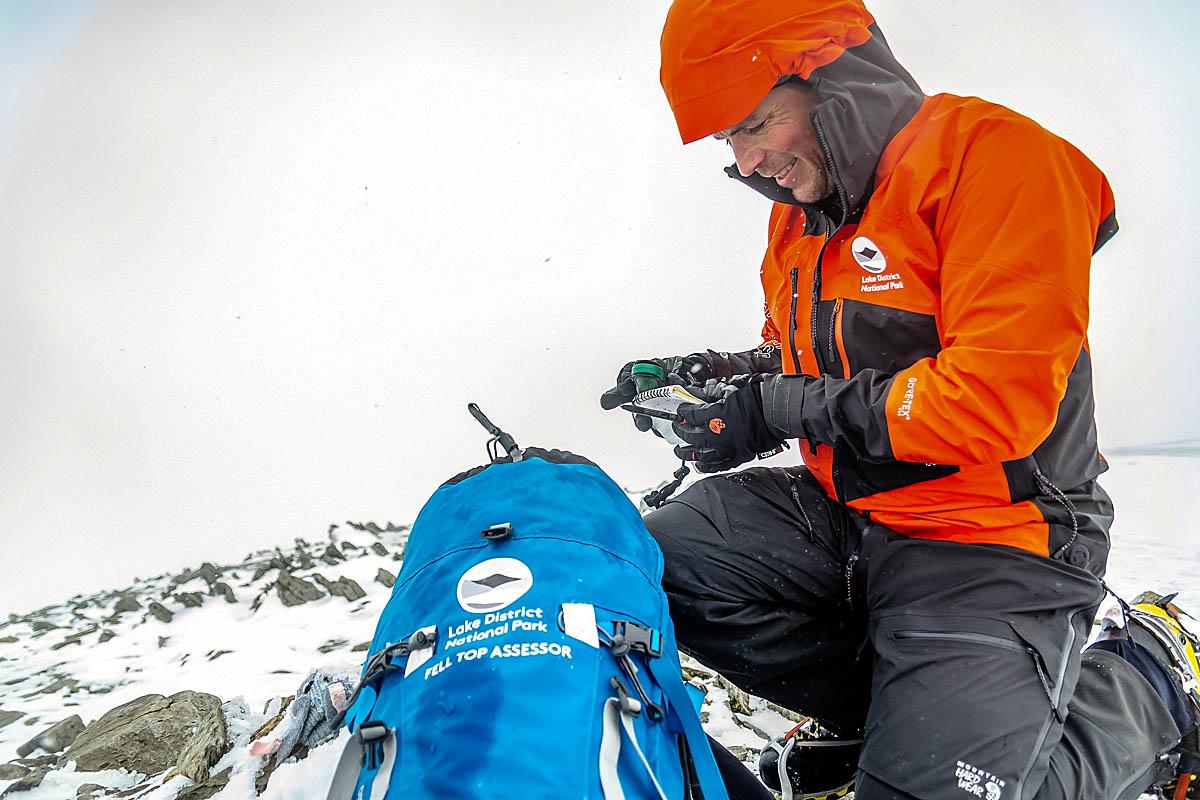Mountain Hardwear Lightwedge 2 — Live