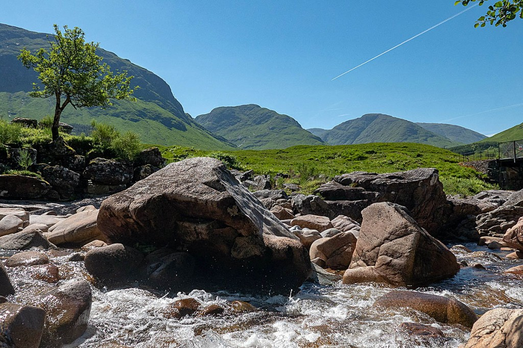 Glen Etive. Photo: Richard Cross