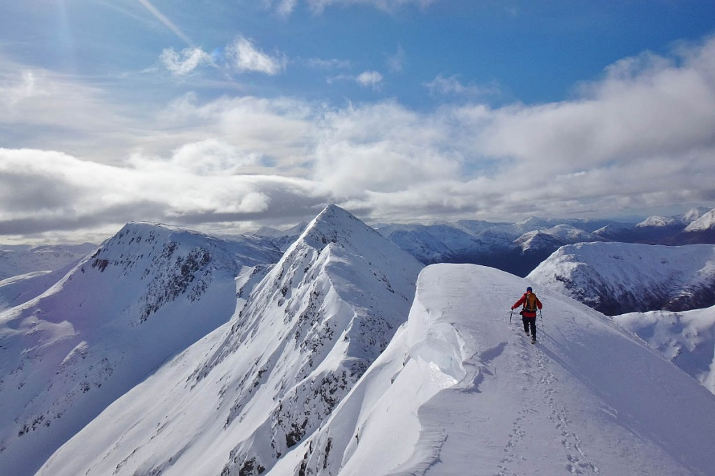Hillgoers are being urged to ThinkWINTER. Photo: Duncan Gray
