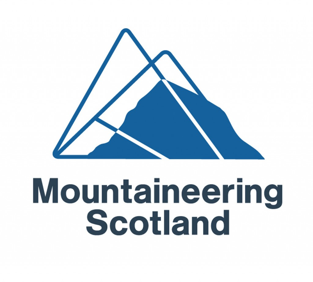 The Mountaineering Scotland logo