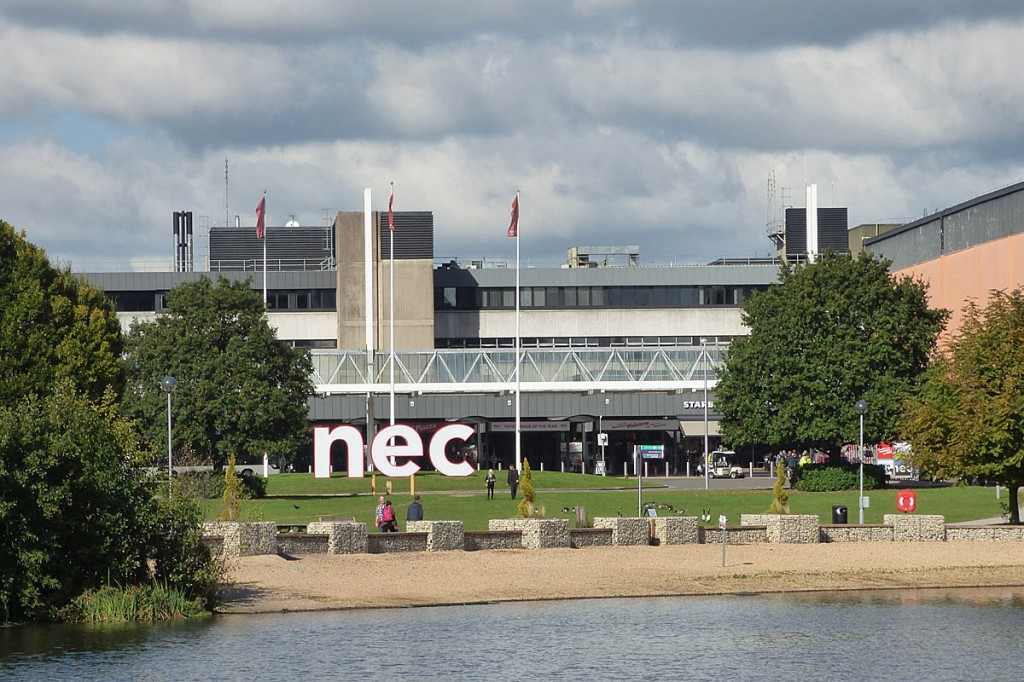 The event will take place at the NEC in Birmingham. Photo: Elliott Brown CC-BY-SA-2.0