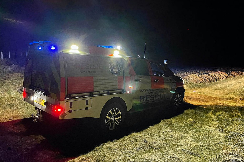 The search involved 16 rescue team volunteers. Photo: NNPMRT