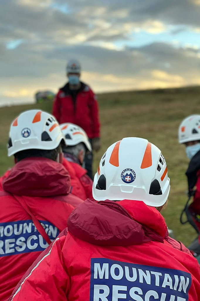 Rescuers expect a rise in the number of callouts. Photo: NNPMRT