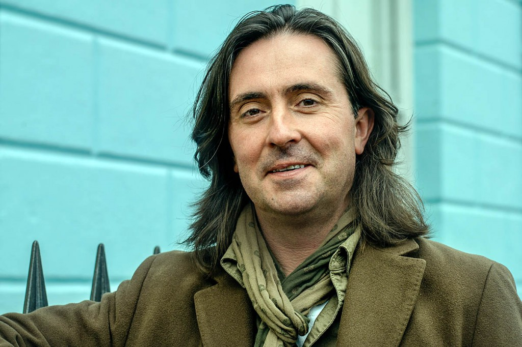 Neil Oliver was confirmed as National Trust for Scotland president. Photo: Bill Osment/NTS
