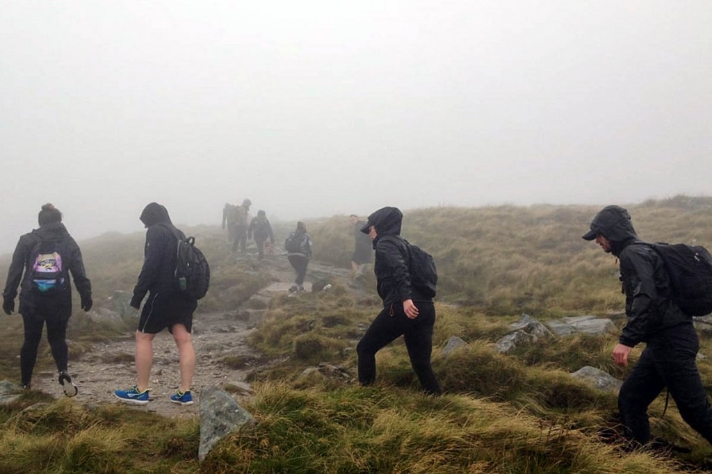 The popularity of the trust's mountains increased after the first lockdown. Photo: NTS