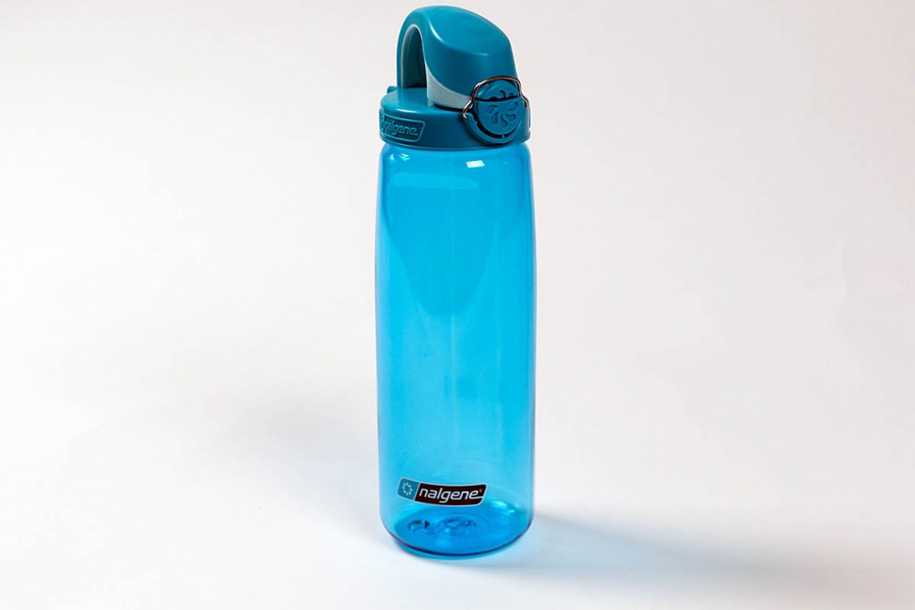 Nalgene OTF Bottle. Photo: Bob Smith/grough