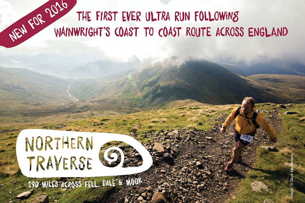 The Northern Traverse will follow Wainwright's route
