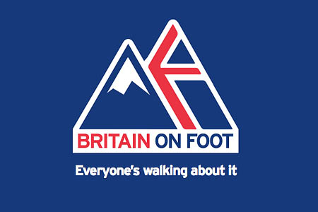 Britain on Foot will launch next month