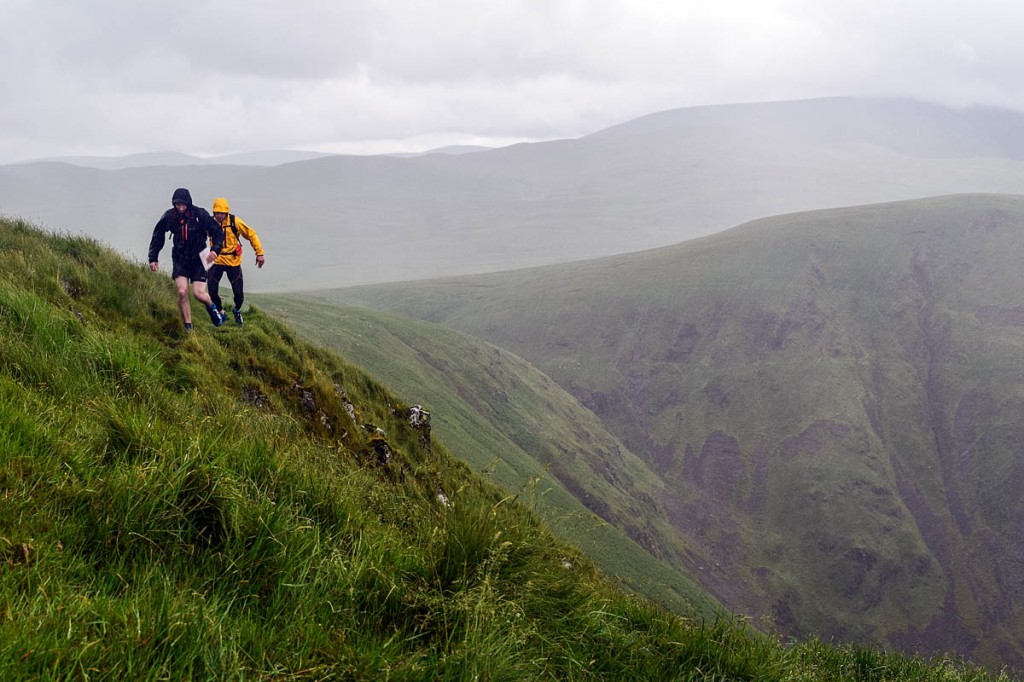 OMM runners will head to the Tweedsmuir Hills for the 2015 event