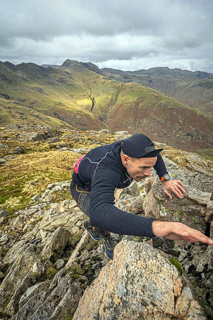 Ellis Bland will tackle the double Bob Graham Round