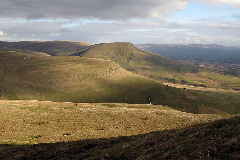 Roman Fell, one of the areas in the case, seen from Murton Fell. Photo: OSS