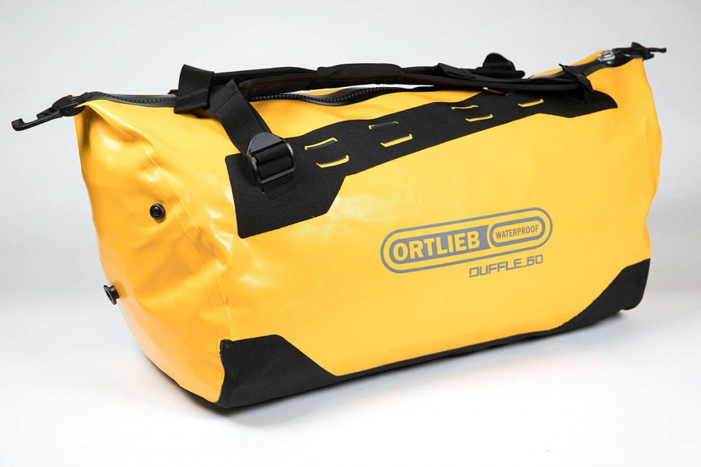 Ortlieb Duffle 60L. Photo: Bob Smith/grough