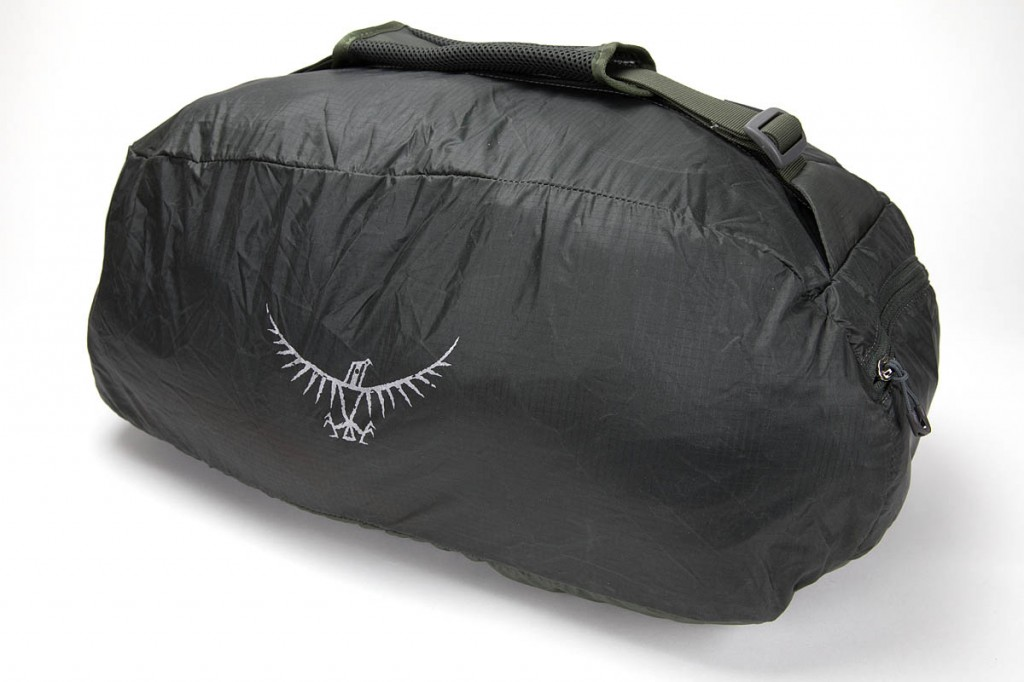 Osprey Ultralight Stuff Duffel. Photo: Bob Smith/grough
