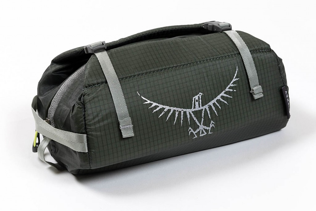 Osprey Ultralight Padded Washbag. Photo: Bob Smith/grough