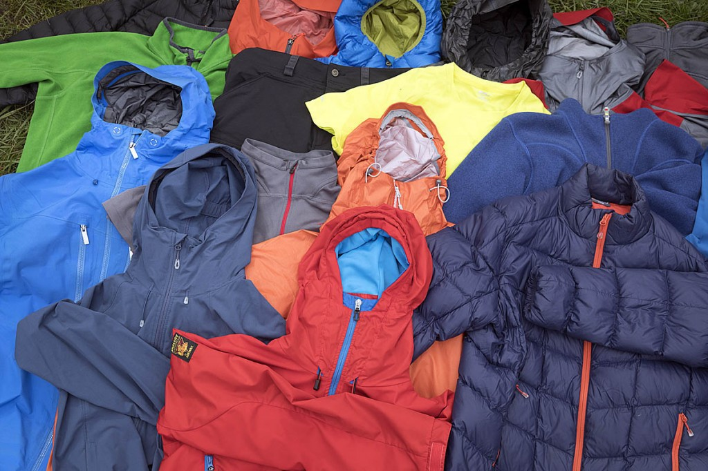 What happens to outdoor clothing at the end of its life? Photo: Bob Smith/grough