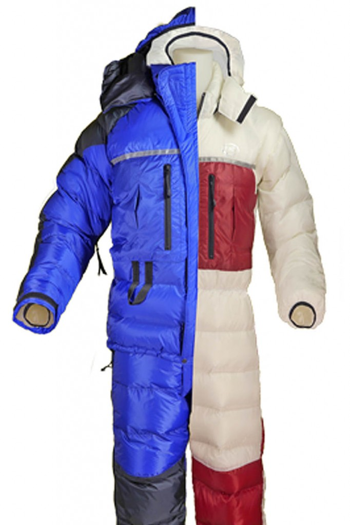The PHD Expedition Double Suit