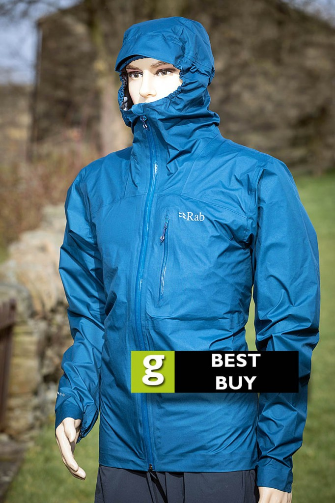 The Pacer Jacket earned a best buy rating. Photo: Bob Smith/grough