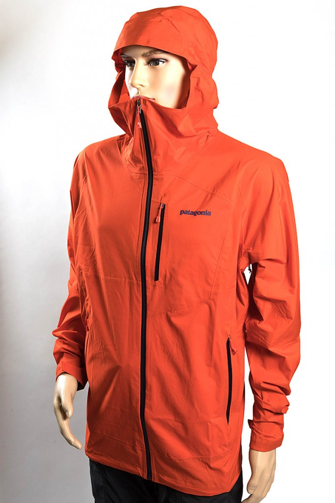 Patagonia Stretch Rainshadow Jacket. Photo: Bob Smith/grough