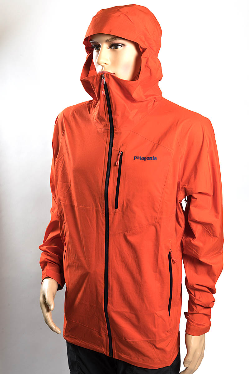 bbccd71d6c5c Patagonia Stretch Rainshadow Jacket Price  £190. Colour  red. Weight  308g.  Material  nylon  lining
