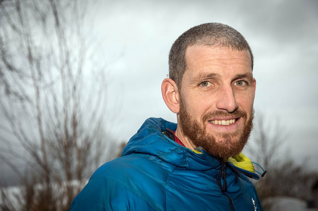 Paul Tierney currently holds the Wainwrights record. Photo: Bob Smith/grough
