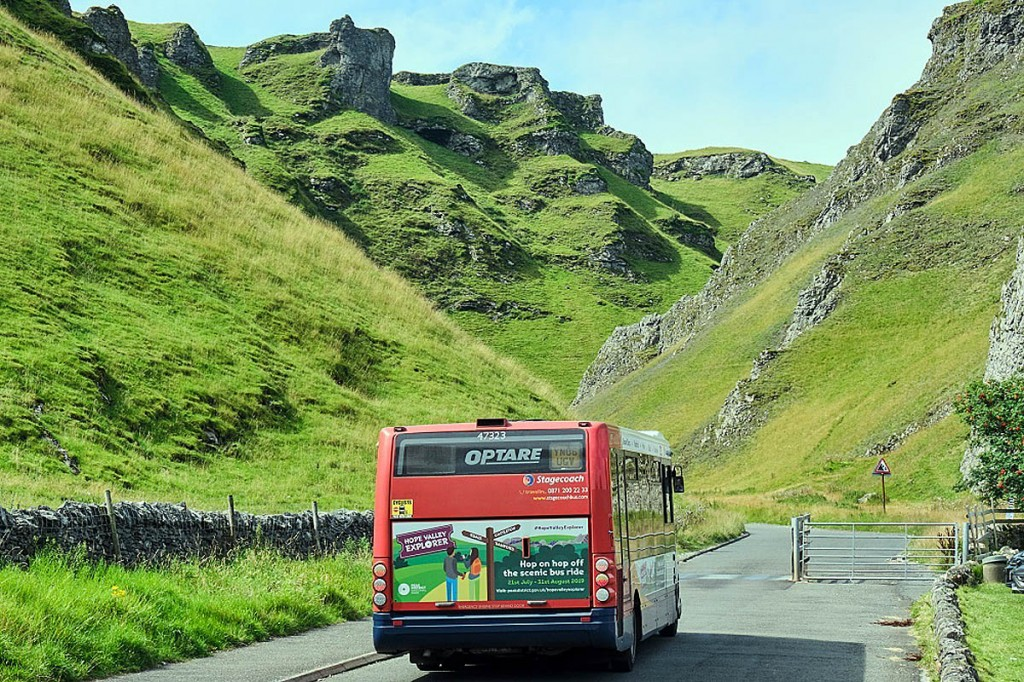 The Hope Valley Explorer was due to start its service later this month. Photo: Daniel Wildey