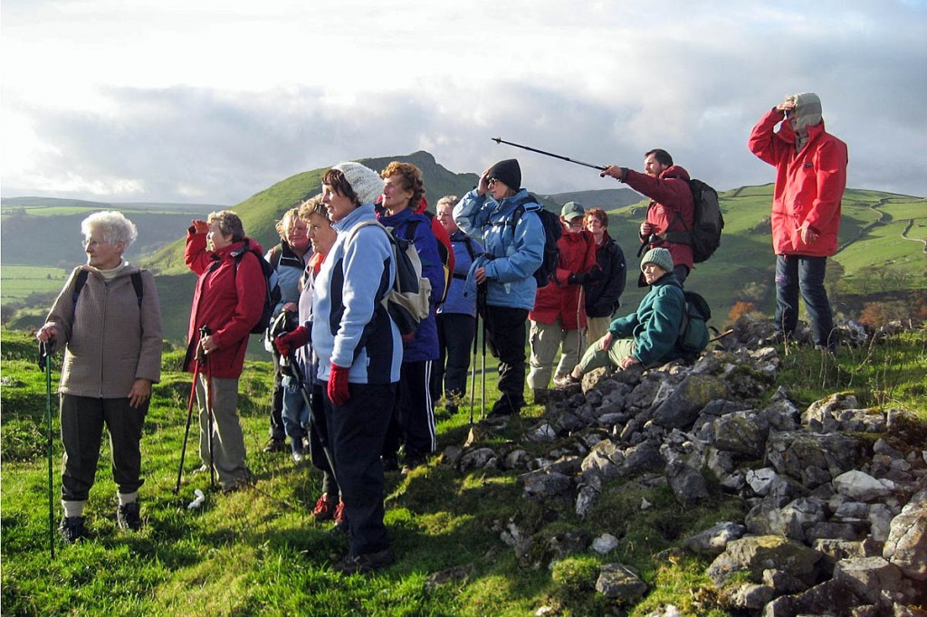 National park rangers will lead the events in the Peak District