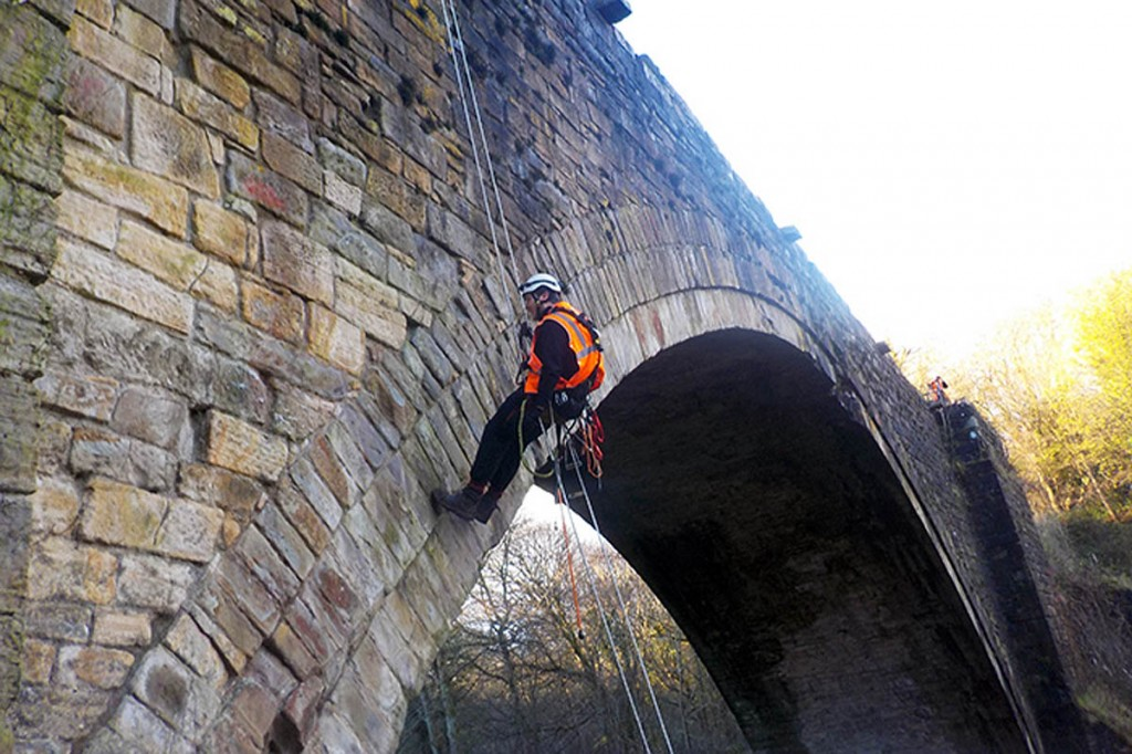 The Monsal Trail's viaducts and bridges will be inspected
