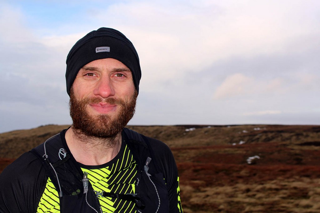 Dave Stevens: 'running is my life'