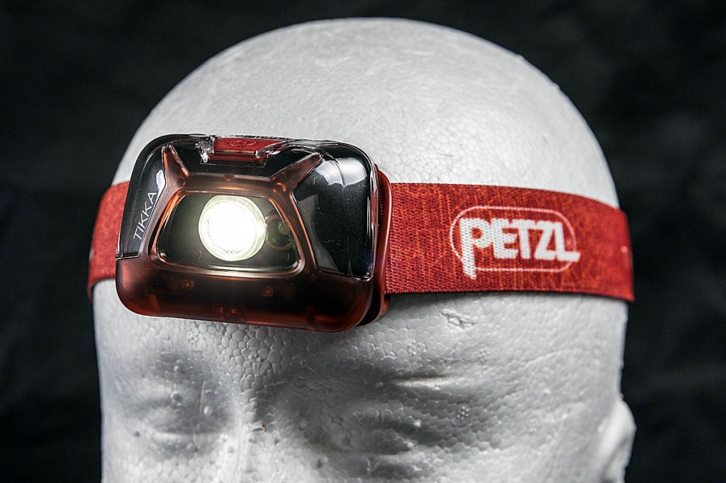 Petzl Tikka. Photo: Bob Smith/grough