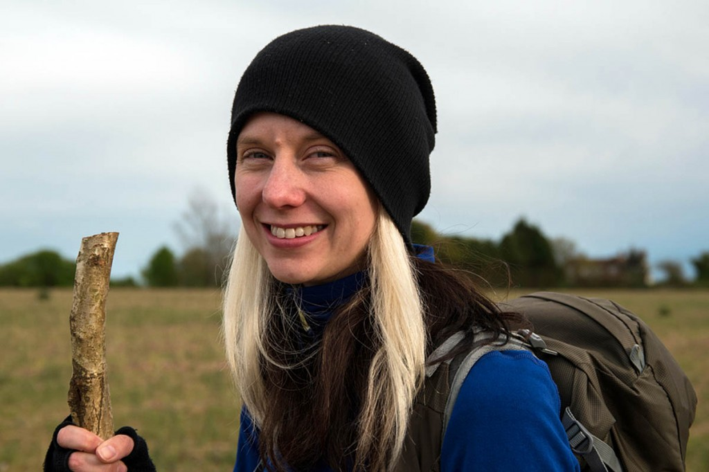 Phoebe Smith will sleep on Britain's national Three Peaks to raise cash for the homeless