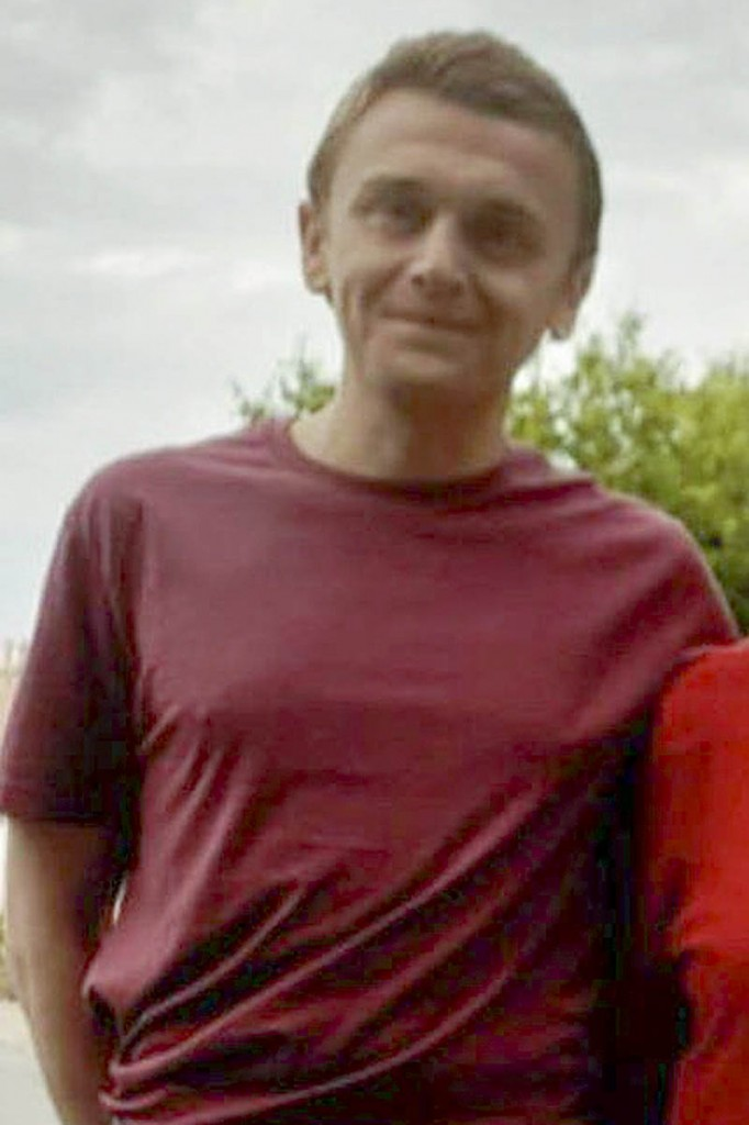 Stuart Campbell has been reported missing