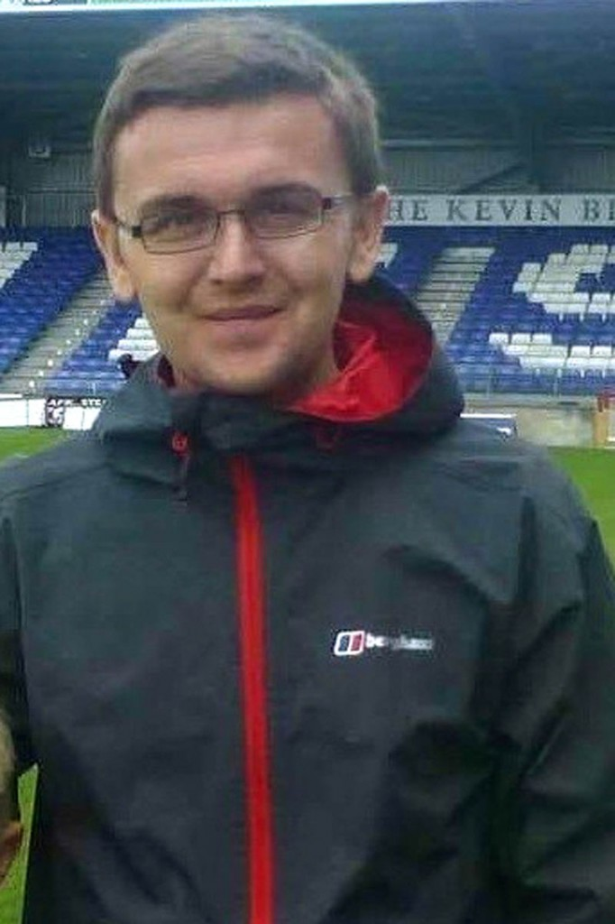 Stuart Campbell has gone missing in the Ben Loyal area