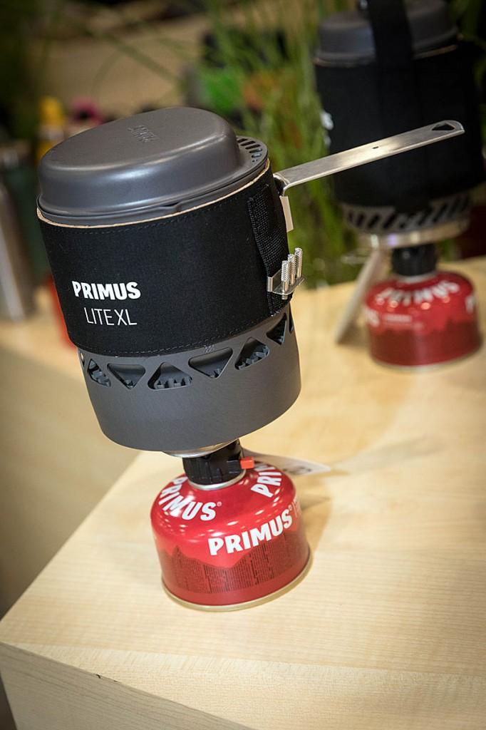 The Primus Lite XL stove. Photo: Bob Smith/grough
